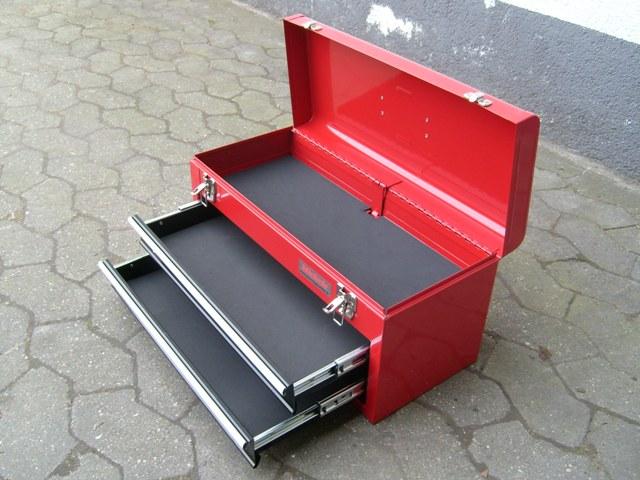 werkzeugkasten werkzeugkoffer werkzeugkiste r 530 2 ebay. Black Bedroom Furniture Sets. Home Design Ideas